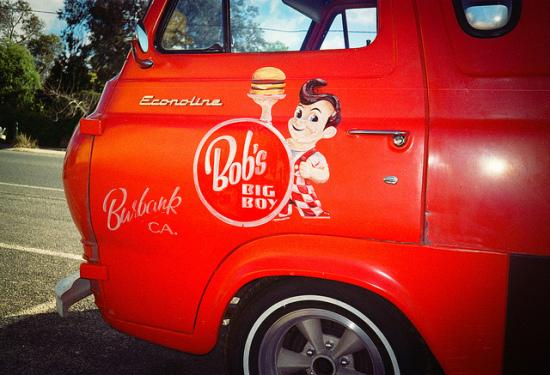 Bob's Big Boy, Burbank, California - Photo: Mark Roy via Flickr, used under Creative Commons License (By 2.0)