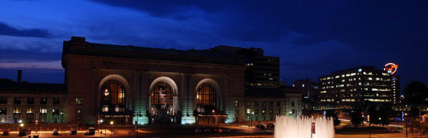 Union Station, Kansas City, Missouri - Photo: Brian Hillegas via Flickr, used under Creative Commons License (By 2.0)