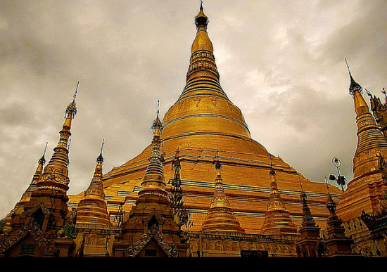 Yangon, Myanmar - Photo: Jose Javier Martin Espartosa via Flickr, used under Creative Commons License (By 2.0)