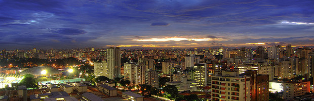 Sao Paulo, Brazil - Photo: Jairo Magalhães via Flickr, used under Creative Commons License (By 2.0)