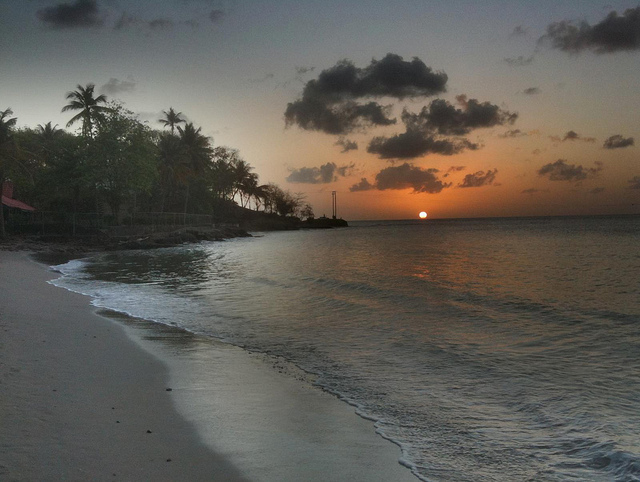 American – $290: New York – St. Lucia. Roundtrip, including all Taxes