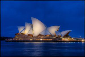 Opera House, Sydney, Australia - Photo: Pedro Szekely via Flickr, used under Creative Commons License (By 2.0)