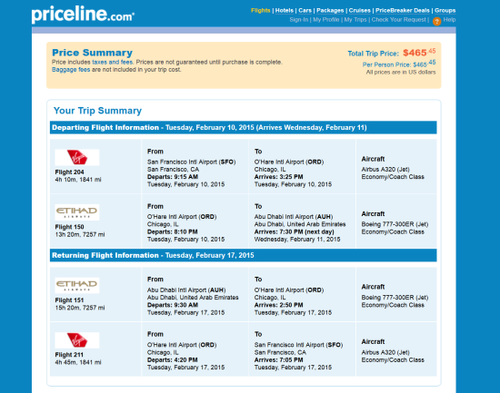 Bidding on Priceline Car Rentals  4 Priceline Bidding Tips