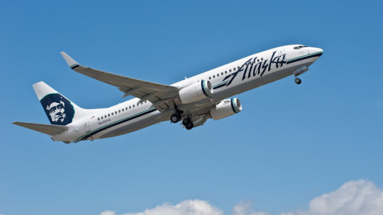 via Alaska Air Google+ Page