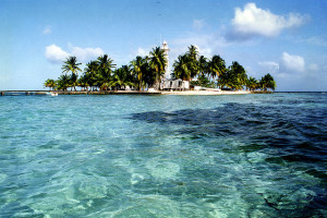 English Caye, Belize - Photo: anoldent via Flickr, used under Creative Commons License (By 2.0)