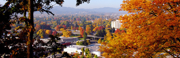 Eugene, Oregon - Photo: Don Hankins via Flickr, used under Creative Commons License (By 2.0)