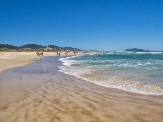 Florianopolis, Brazil - Photo:  Otávio Nogueira via Flickr, used under Creative Commons License (By 2.0)