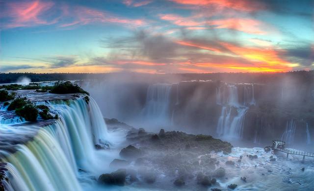 Avianca – $539: Washington D.C. – Iguazu Falls, Brazil