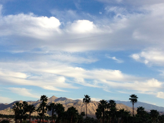 Palm Springs, California - Photo: Gwyneth Anne Bronwynne Jones via Flickr, used under Creative Commons License (By 2.0)