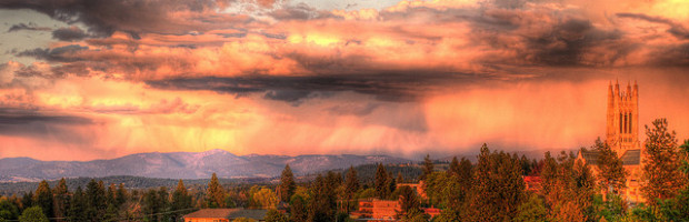 Spokane, Washington - Photo: James Hawley via Flickr, used under Creative Commons License (By 2.0)