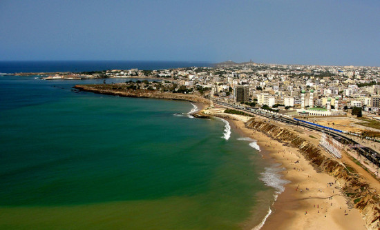 Dakar, Senegal - Photo: Jeff Attaway via Flickr, used under Creative Commons License (By 2.0)