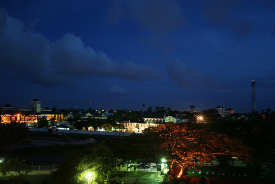 Georgetown, Guyana - Photo: Ian Mackenzie via Flickr, used under Creative Commons License (By 2.0)