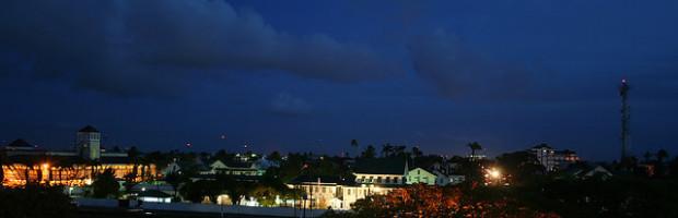Georgetown, Guyana - Photo: Ian Mackenzie via Flickr, used under Creative Commons License (By 2.0)