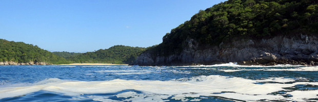 Huatulco, Mexico - Photo: Daniel Lobo via Flickr, used under Creative Commons License (By 2.0)