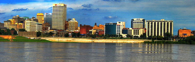 Memphis, Tennessee - Photo: Noel Pennington via Flickr, used under Creative Commons License (By 2.0)