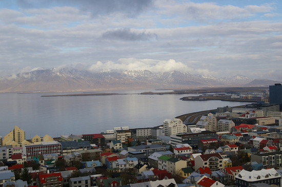 Reykjavik, Iceland - Photo: Bryan Pocius via Flickr, used under Creative Commons License (By 2.0)