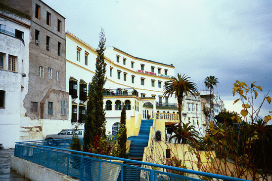Tangiers, Morocco - Photo: Chris Yunker via Flickr, used under Creative Commons License (By 2.0)