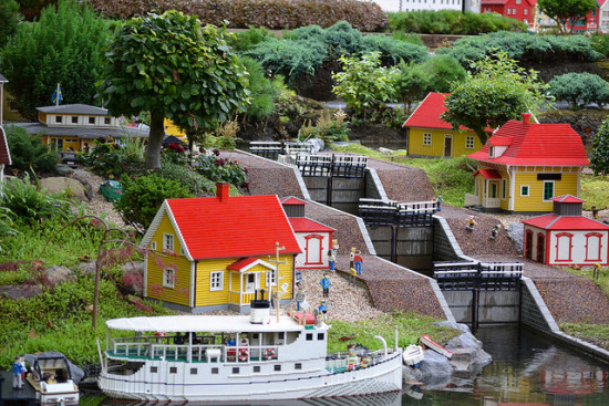 Legoland, Billund, Denmark - Photo: MPD01605 via Flickr, used under Creative Commons License (By 2.0)
