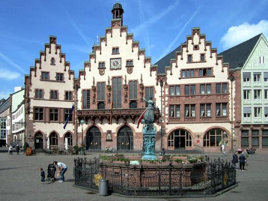 Frankfurt, Germany - Photo: David Stanley via Flickr, used under Creative Commons License (By 2.0)