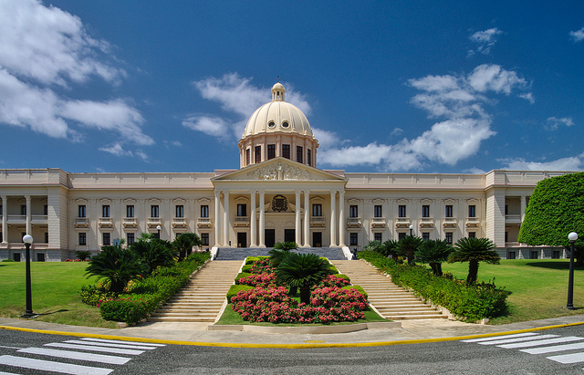 Santo Domingo Dominican Republic  City pictures : National Palace, Santo Domingo, Dominican Republic Photo: Jean Marc ...