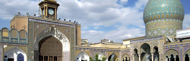 Holy Shrine of Abdulazim, Iran - Photo: David Stanley via Flickr, used under Creative Commons License (By 2.0)