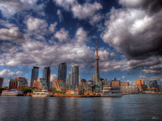 Toronto, Ontario, Canada - Photo: paul bica via Flickr, used under Creative Commons License (By 2.0)