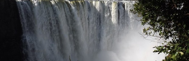 Victoria Falls, Zambia - Photo: clintonafrica0 via Pixabay, used under Creative Commons License