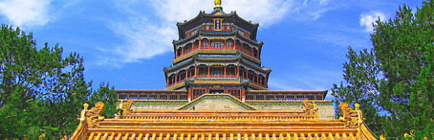 Summer Palace, Beijing, China - Photo: Julien LOZELLI via Flickr, used under Creative Commons License (By 2.0)