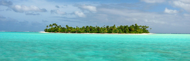 Aitutaki, Cook Islands - Photo:  Christina Spicuzza  via Flickr, used under Creative Commons License (By 2.0)