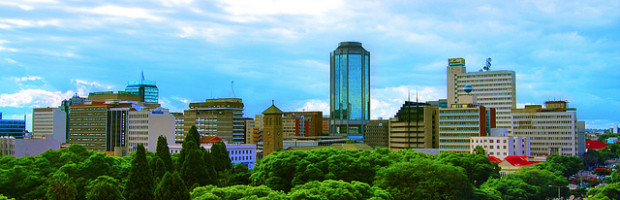 Harare, Zimbabwe - Photo:  Baynham Goredema via Flickr, used under Creative Commons License (By 2.0)