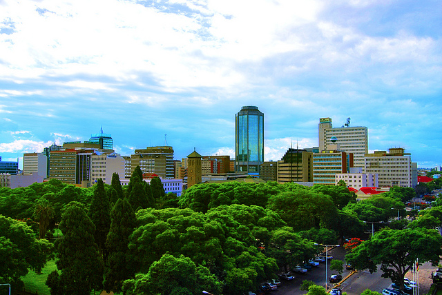 Harare Zimbabwe  city photo : Harare, Zimbabwe Photo: Baynham Goredema via Flickr, used under ...