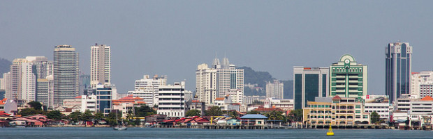 Georgetown, Penang, Malaysia - Photo: cat_collector via Flickr, used under Creative Commons License (By 2.0)