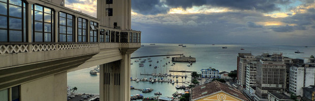 Salvador de Bahía, Brazil - Photo: Mario Carvjal via Flickr, used under Creative Commons License (By 2.0)