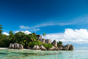 La Digue - Anse Source d