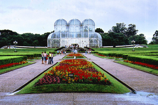 Jardim Botânico, Curitiba, Brazil - Photo: Jeff Belmonte via Flickr, used under Creative Commons License (By 2.0)