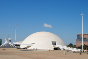 Brasilia, Brazil - Photo:  Leandro Neumann Ciuffo via Flickr, used under Creative Commons License (By 2.0)