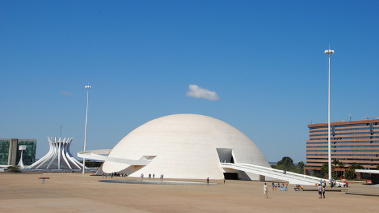 Brasilia, Brazil - Photo: Leandro Neumann Ciuffo via Flickr, used under Creative Commons License (By 2.0)