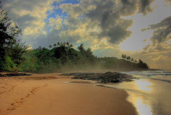 United – $597: Baltimore – Kauai, Hawaii (and vice versa). Roundtrip, including all Taxes