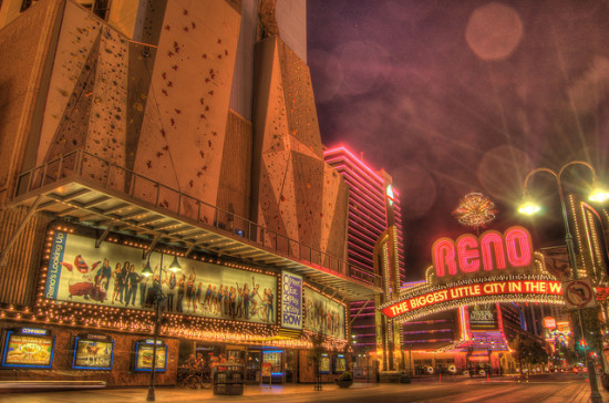 Reno, Nevada - Photo:  Darron Birgenheier via Flickr, used under Creative Commons License (By 2.0)