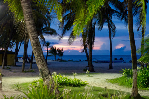 American – $423: San Francisco – San Andres Island, Colombia. Roundtrip, including all Taxes