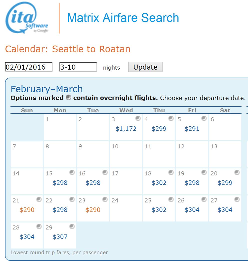 Flybilletter fra Miami (MIA) til Guatemala City (GUA) på Orbitz