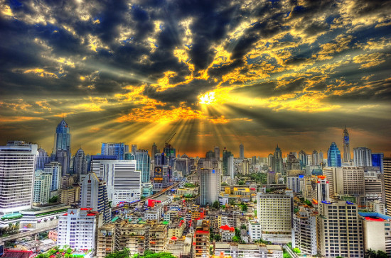 Bangkok, Thailand - Photo: Mike Behnken via Flickr, used under Creative Commons License (By 2.0)