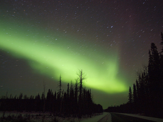 Alaska Air – $357: Dallas – Fairbanks, Alaska (and vice versa). Roundtrip, including all Taxes