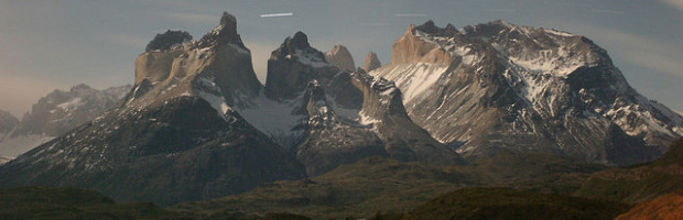 Torres del Paine National Park, Patagonia, Chile - Photo: Dag Peak via Flickr, used under Creative Commons License (By 2.0)