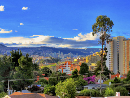 La Paz, Bolivia - Photo: Matthew Straubmuller via Flickr, used under Creative Commons License (By 2.0)