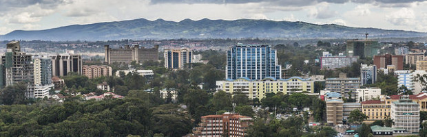 Nairobi, Kenya - Photo: ninara via Flickr, used under Creative Commons License (By 2.0)