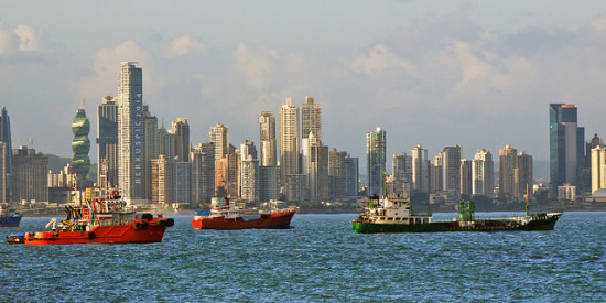 Panama City, Panama - Photo: Bernal Saborlo via Flickr, used under Creative Commons License (By 2.0)