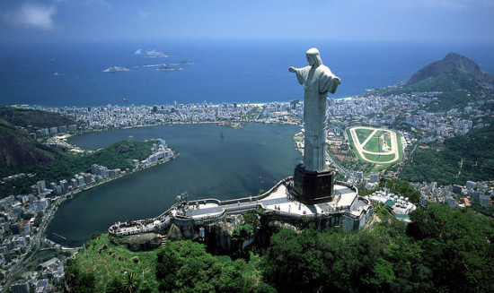 Christ the Redeemer, Rio de Janeiro, Brazil - Photo: Sam valadi via Flickr, used under Creative Commons License (By 2.0)