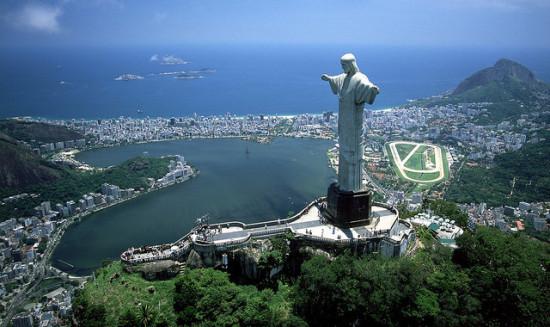 Christ the Redeemer, Rio de Janeiro, Brazil - Photo: Sam valadi via Flickr, used under Creative Commons License (By 2.0)