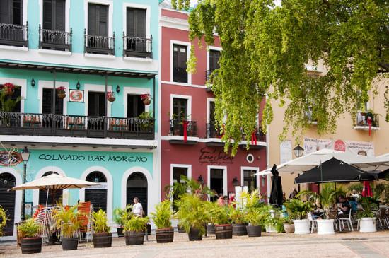Old San Juan, Puerto Rico, Puerto Rico - Photo: vxla via Flickr, used under Creative Commons License (By 2.0)